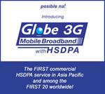 Globe 3G Mobile Broadband with HSDPA