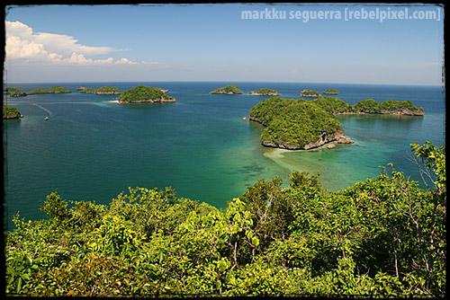 Hundred Islands, Pangasinan. April 2007.