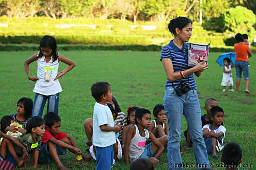 2007 Pisay '96 Streetkids Christmas Party [5]