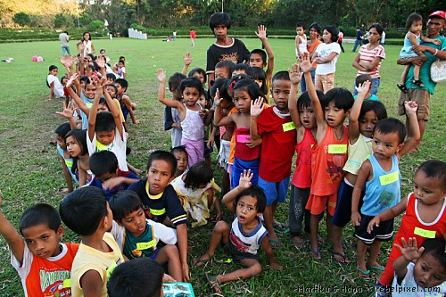 2007 Pisay '96 Streetkids Christmas Party [6]