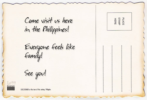 Visit the Philippines!