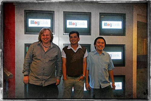 Team BlogBank.