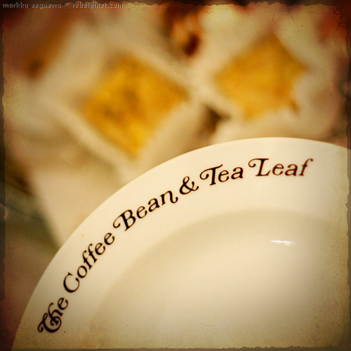 The Coffee Bean & Tea Leaf Creativity Workshop