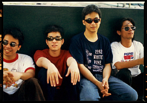 The Eraserheads. (Photo courtesy of schizo-archives.com)