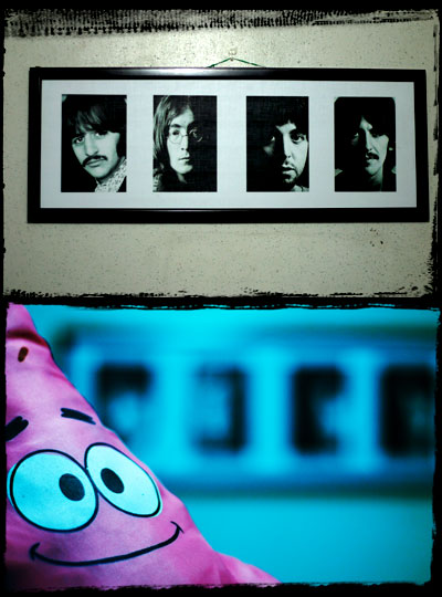 The Beatles, and Patrick.