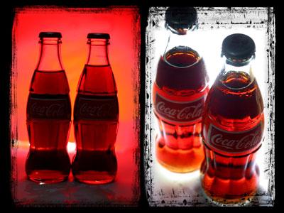 More coke.