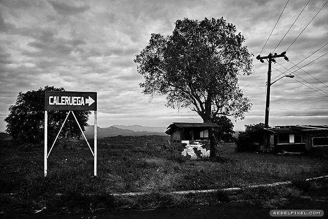 This way to Caleruega.