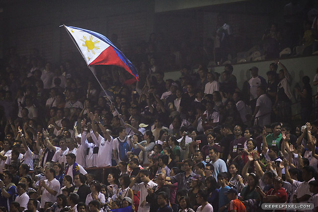Proud to be Filipino.